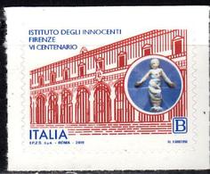 Italia 2019 Istituto Degli Innocenti Firenze - 6. 1946-.. Repubblica