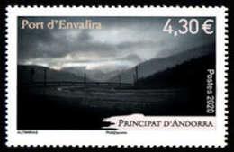 Andorre 2020 - Port D'Envalira ** - Ungebraucht