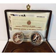 RSM 1987 ZAGABRIA FDC - San Marino