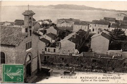 Marseille 1916 - Madrague De Montredon - édit Darde - Marseille