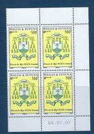 """Wallis Coins Datés YT 688 """" Blason """" Neuf** Du 06.07.2007 - Wallis En Futuna"""