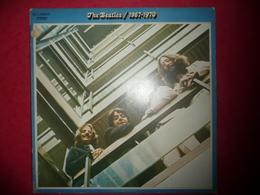 LP33 N°646 - THE BEATLES 1967/1970 - COMPILATION 2 LP 28 TITRES ROCK POP - Rock