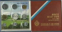 RSM DIVISIONALE 1980 - San Marino