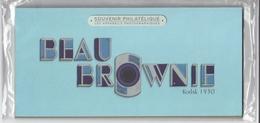 Les Appareils Photographiques 6 Blocs Souvenir Neufs Beau Brownie Kodak 1930  BS 101 102 103 104 105 106 - Foglietti Commemorativi