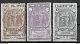 Italia - Italy 1923, Complete Set - Ungebraucht