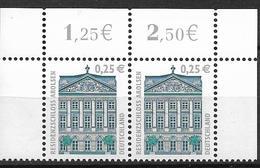 2001 Allem. Fed. Deutschland Germany Mi.  2174  **MNH    Sehenswürdigkeiten:  Bergpark Wilhelmshöhe, Kassel - [7] République Fédérale