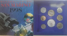 RSM DIVISIONALE 1998 - San Marino