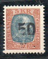N° 114** NEUF SANS CHARNIERE COTE 120 EUROS CEDE A 20 EUROS - 1918-1944 Administration Autonome