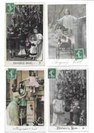 Noel Lot De 200 CPA De Noel - Postcards