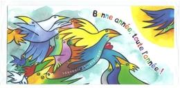 Bonne Année Toute L' Année  Bloc Souvenir Neuf   Bonne Annee (1050a) BS 100 - Foglietti Commemorativi