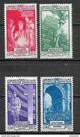 Italia - Italy 1935 Mi. Nr.523-526 - Ungebraucht
