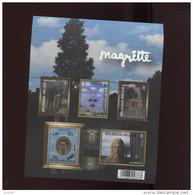 Belgie Blok Feuillet BL151 3742/46 Painting Rene Magritte - Blocs 1962-....