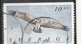 PIA - SVEZIA  - 2002 : Fauna - Uccello Il Balbuzard -  (Yv 2256) - Aquile & Rapaci Diurni
