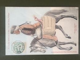 Un Boucher Ardennais En 1840-Collection Tristan Huon,Attigny, Dessiné Par Bruge Lemaître - Francia