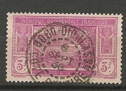 COTE D'IVOIRE N° 83 CACHET  BOBO-DIOULASSO - Usados