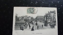 PARIS - Le Pont Neuf - Ponti