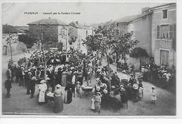 Pusignan-concert Par La Fanfare L'Avenir - Autres Communes