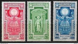 Italia - Italy 1933 Mi. Nr. 452/453/455 - Ungebraucht