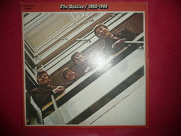 LP33 N°647 - THE BEATLES - COMPILATION 2 LP 26 TITRES ROCK POP - Rock