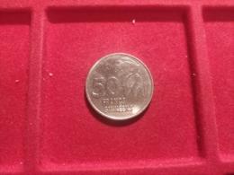 GUINEA FRANCESE 50 FRANCS 1994 - Guinée Française