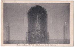 64. CAMBO-LES-BAINS. L'établissement Thermal. La Buvette - Cambo-les-Bains