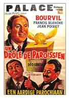 Bourvil Francis Blanche Jean Poiret Jean Pierre Mocky Religion Pièce De Monnaie - Attori