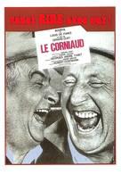Bourvil Louis De Funès Le Corniaud Illustrateur René Ferracci - Actors