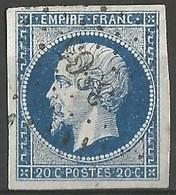 FRANCE - Oblitération Petits Chiffres LP 3865 LABOUHEYRE (Landes) - Marcophilie (Timbres Détachés)