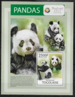 TOGO  BF 677   * *  ( Cote 14e )   Ours Panda - Beren
