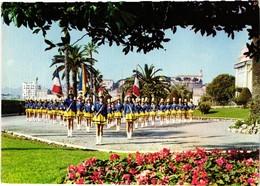 06 .. CANNES .. LES MAJORETTES DE CANNES  .. JARDIN DES AMBASSADEURS - Cannes