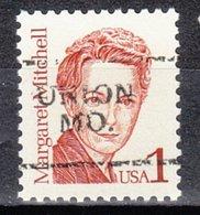 USA Precancel Vorausentwertung Preo, Locals Missouri, Union 701 - Vereinigte Staaten