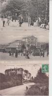 LOT DE 100 CPA TYPE PETITE CARTE  DROUILLE - Pas De Paris, Lourdes, Versailles, Mont St Michel ...  Qqes Ex En Scan  - - 100 - 499 Cartoline