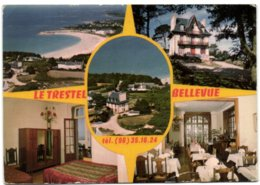 Trélévern  - Trévou Tréguignec - Hôtel-Restaurant Le Trestel Belelvue - France
