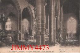 CPA - PLOËRMEL - Eglise Saint Armel , Nef Et Bas Côté Sud 56 Morbihan - N° 6 - Col. Monuments Historiques ND Phot - Ploërmel