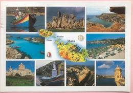 (2712) Malta - Gozo And Comino - Malte