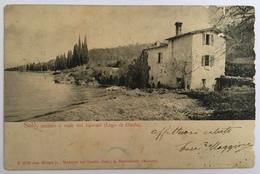 13251 Salò - Mulino E Viale Dei Cipressi ( Lago Di Garda ) - Brescia
