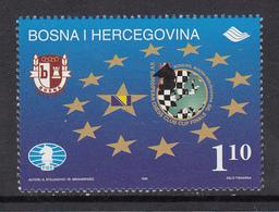 Bosnia Herzogavina MNH Michel Nr 181 From 1999 / Catw 1.20 EUR - Bosnia And Herzegovina