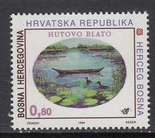 Bosnia Herzogavina Croatia MNH Michel Nr 16 From 1994 / Catw 0.60 EUR - Bosnia And Herzegovina
