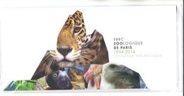 Bloc Souvenir Neuf   Parc Zoologique De Paris 1934- 2014 (4868)  BS 96 - Foglietti Commemorativi