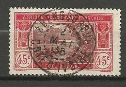 COTE D'IVOIRE N° 104 CACHET ABENGOUROU - Costa D'Avorio (1892-1944)