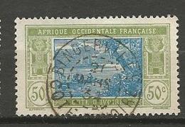 COTE D'IVOIRE N° 69 CACHET  BINGERVILLE - Usados