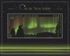 TAAF 2020 - Aurore Australe En Terre Adélie ** - Terres Australes Et Antarctiques Françaises (TAAF)