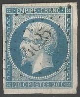 FRANCE - Oblitération Petits Chiffres LP 4025 ARCACHON (Gironde) - 1849-1876: Classic Period