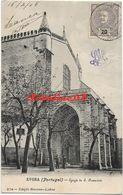 Evora - Egreja De S.Francisco - 1905 - Evora