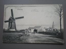 GROEDE - STRAATWEG 1903 - UITG. A. VAN OVERBEEKE - Sluis