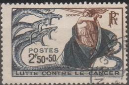 Francia 1941 YvN°496 (o) - Frankreich