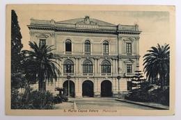 13266 Santa Maria Capua Vetere ( Caserta ) - Municipio - Caserta