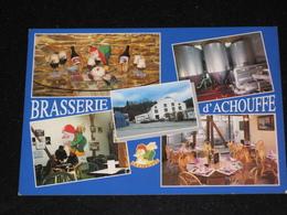 Carte Postale LA CHOUFFE Brasserie D'Achouffe - Houffalize