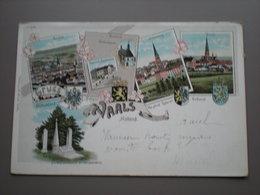 VAALS - LITHO MET DUITSLAND, BELGIE, NEUTRAAL GEBIED, HOLLAND - Vaals