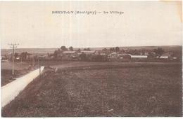 HERVILLY: LE VILLAGE - France